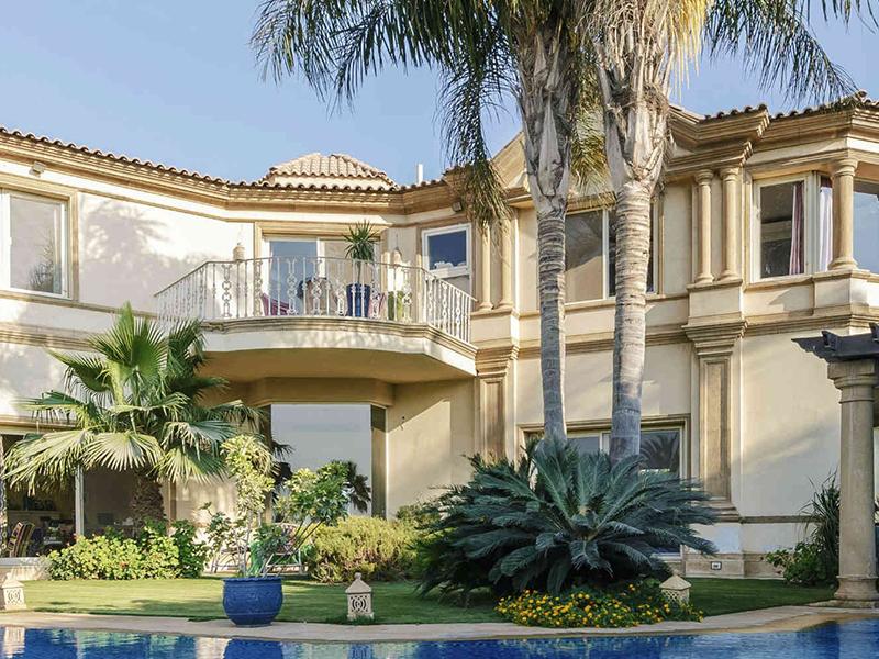 Villas For Sale in Katameya Heights