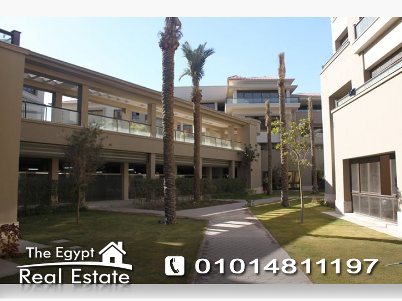 The Egypt Real Estate :Commercial Office Rent in Katameya Heights - Cairo - Egypt