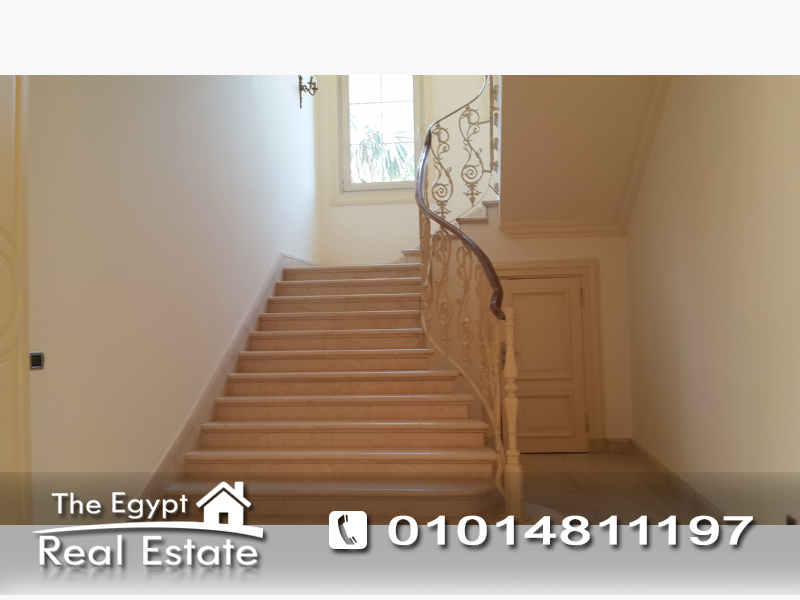 The Egypt Real Estate :Residential Villa Rent in Katameya Heights - Cairo - Egypt