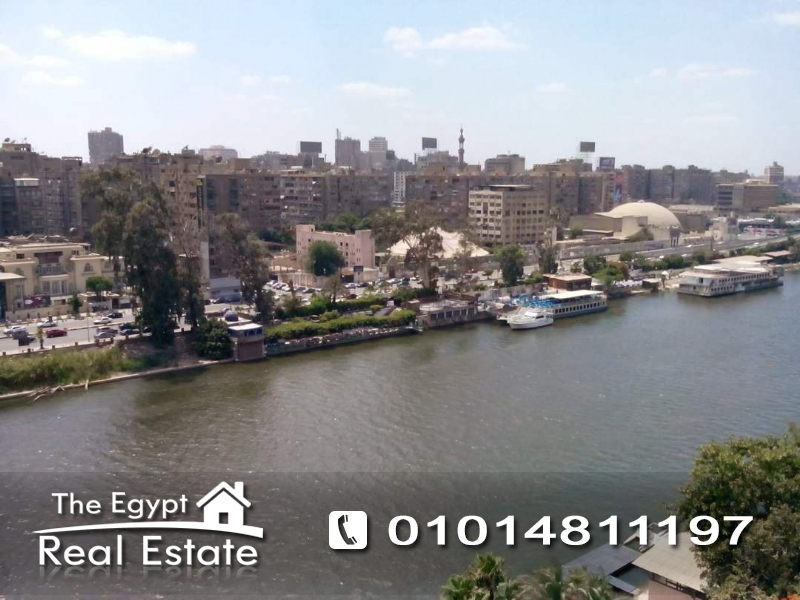The Egypt Real Estate :1318 :Residential Apartments For Sale in  Zamalek - Cairo - Egypt