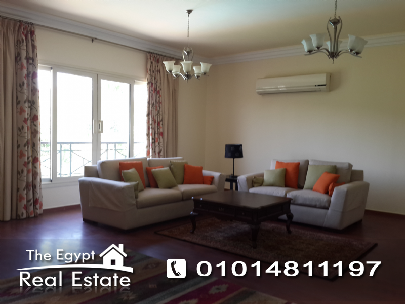 The Egypt Real Estate :Residential Apartments For Rent in Katameya Heights - Cairo - Egypt