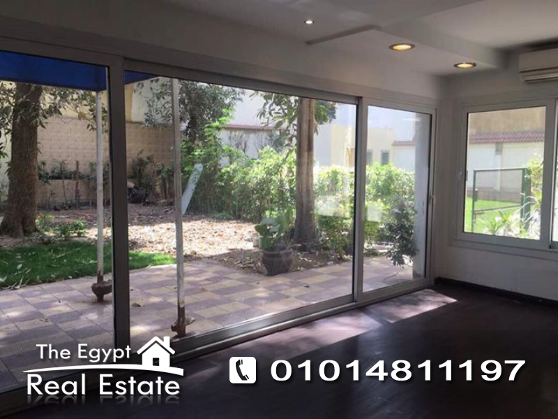 The Egypt Real Estate :1361 :Residential Apartments For Rent in  Zamalek - Cairo - Egypt