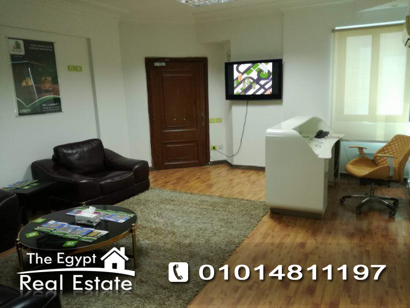 The Egypt Real Estate :1421 :Commercial Office For Rent in  New Cairo - Cairo - Egypt