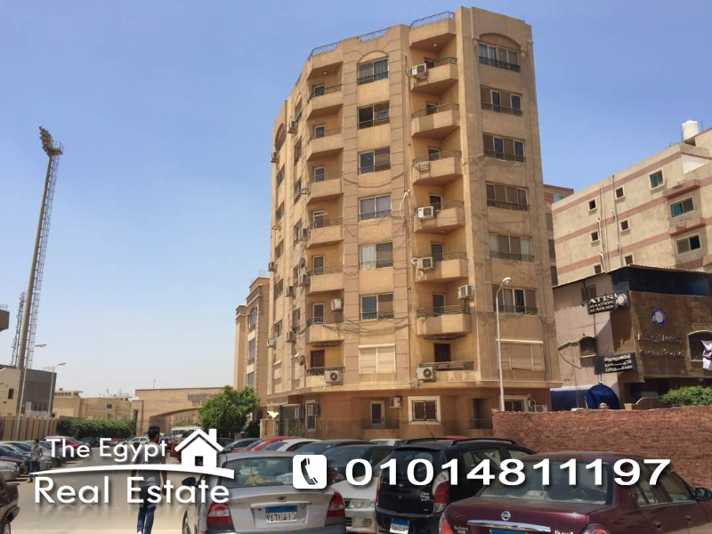 The Egypt Real Estate :1440 :Commercial Office For Rent in  Maadi - Cairo - Egypt