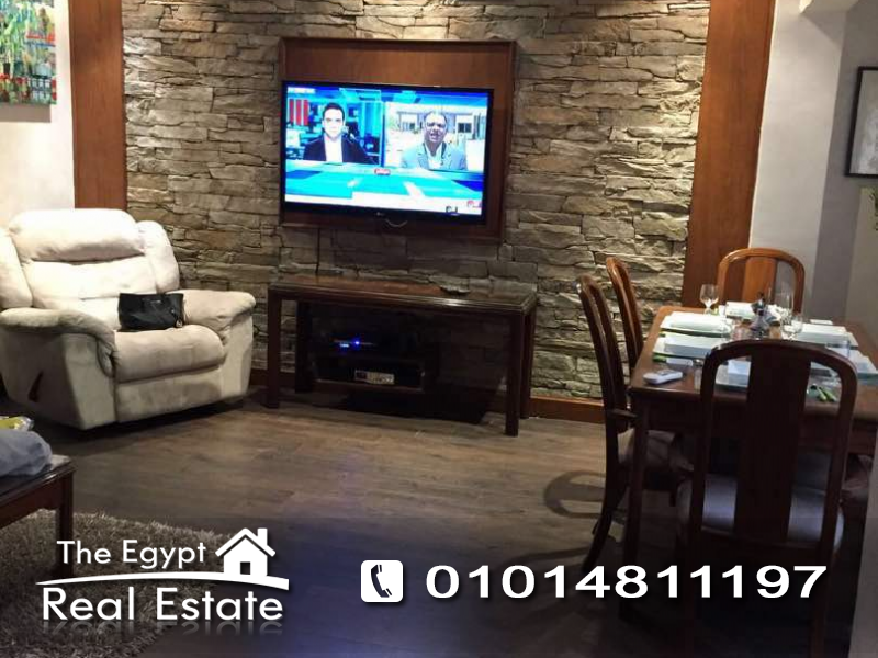 The Egypt Real Estate :1509 :Residential Apartments For Rent in  Zamalek - Cairo - Egypt