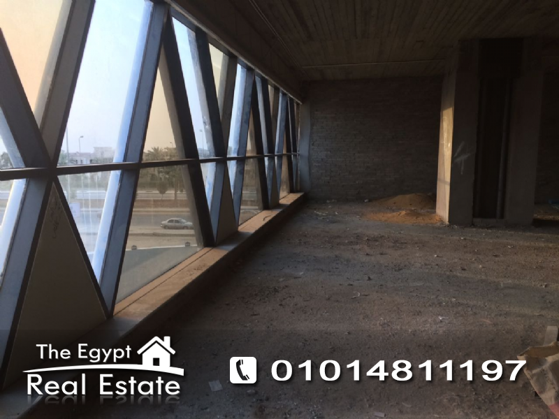 The Egypt Real Estate :1598 :Commercial Office For Rent in  5th - Fifth Settlement - Cairo - Egypt