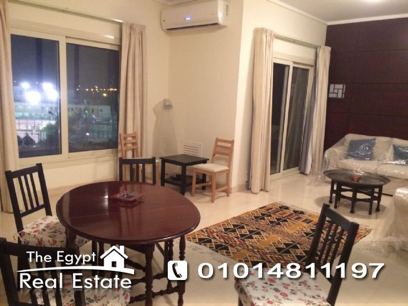 The Egypt Real Estate :Residential Penthouse For Rent in The Village - Cairo - Egypt