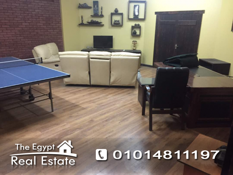 The Egypt Real Estate :1673 :Commercial Office For Rent in  Ganoub Akademeya - Cairo - Egypt