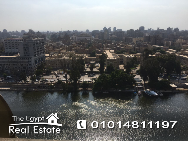 The Egypt Real Estate :1719 :Residential Apartments For Rent in  Zamalek - Cairo - Egypt