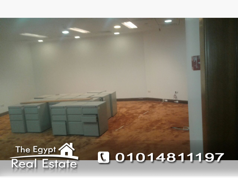 The Egypt Real Estate :1787 :Commercial Office For Rent in  5th - Fifth Settlement - Cairo - Egypt