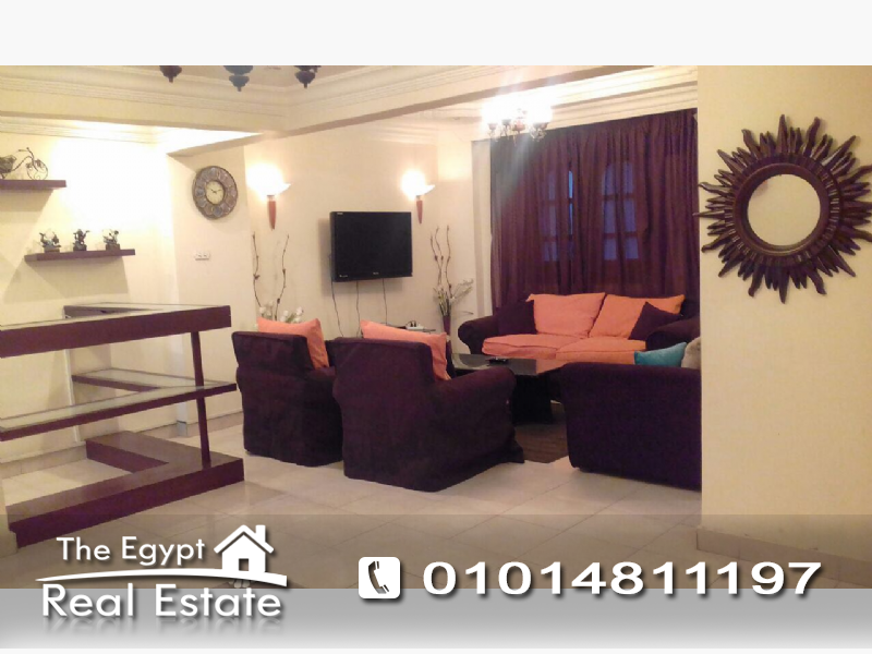 The Egypt Real Estate :1920 :Residential Apartments For Rent in  Zamalek - Cairo - Egypt