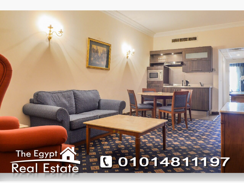 The Egypt Real Estate :2062 :Residential Apartments For Rent in  Zamalek - Cairo - Egypt