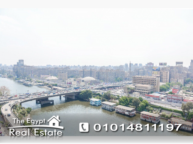 The Egypt Real Estate :2063 :Residential Apartments For Rent in  Zamalek - Cairo - Egypt