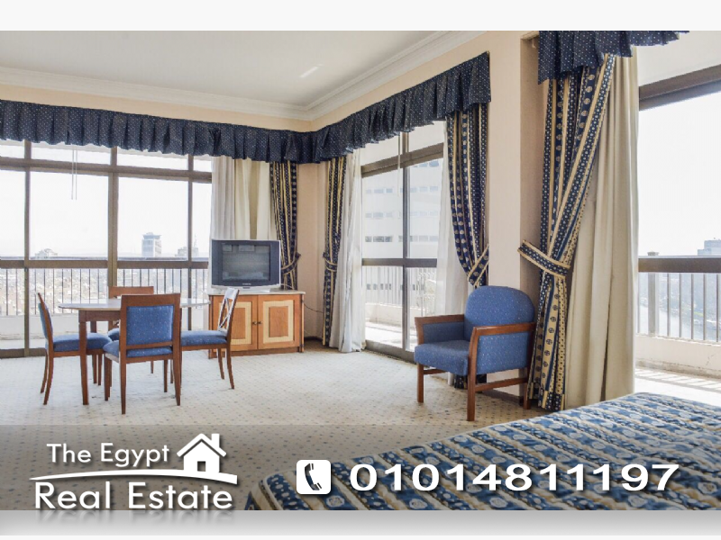 The Egypt Real Estate :2064 :Residential Apartments For Rent in  Zamalek - Cairo - Egypt
