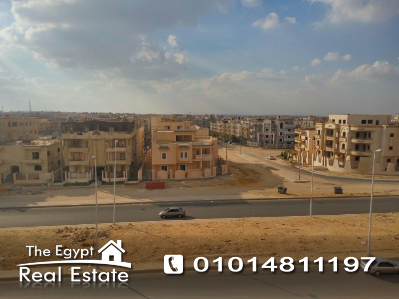 The Egypt Real Estate :2088 :Residential Building For Rent in  El Banafseg Buildings - Cairo - Egypt