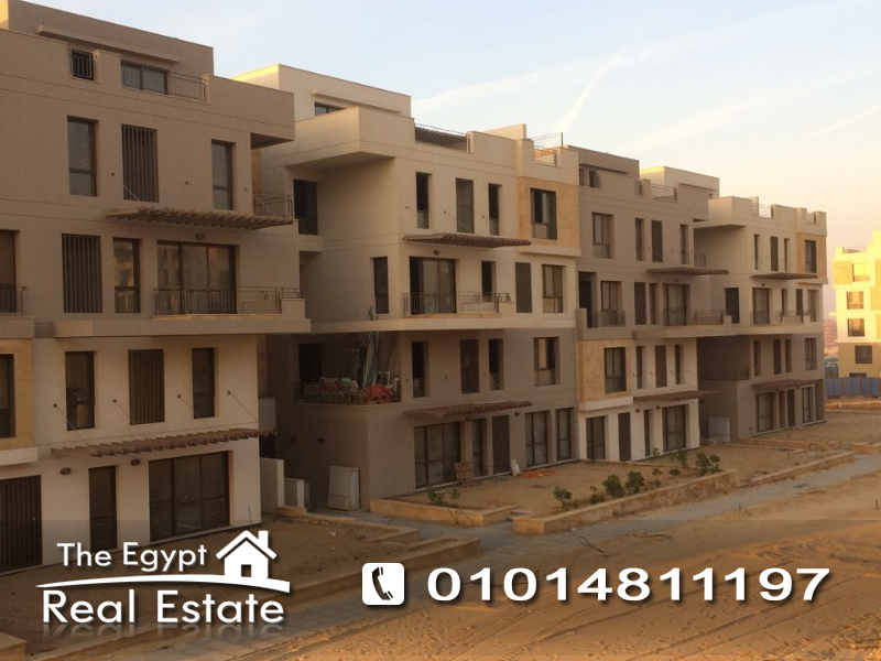 The Egypt Real Estate Residential Apartments For In Eastown Compound Cairo
