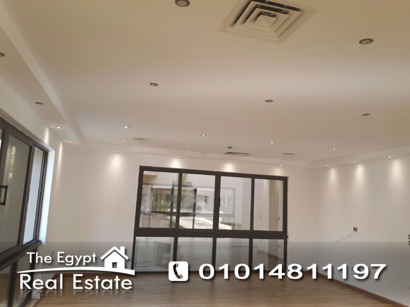 The Egypt Real Estate :2102 :Commercial Office For Rent in  Katameya Heights - Cairo - Egypt