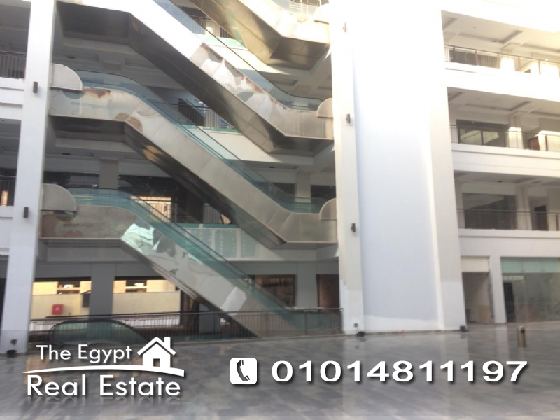 The Egypt Real Estate :2128 :Commercial Office For Sale in  5th - Fifth Settlement - Cairo - Egypt