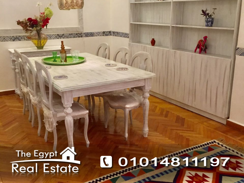 The Egypt Real Estate :2209 :Residential Apartments For Rent in  Zamalek - Cairo - Egypt