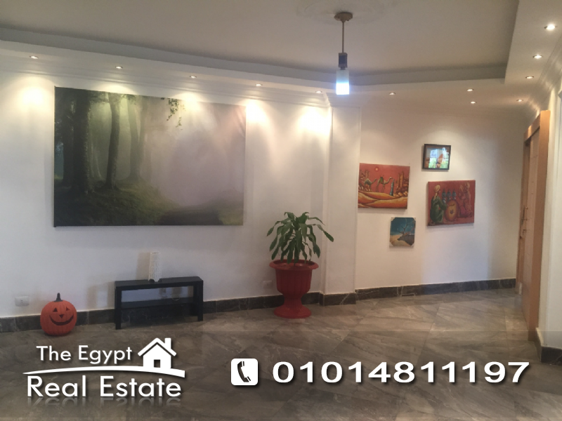 The Egypt Real Estate :2210 :Residential Apartments For Rent in  Zamalek - Cairo - Egypt
