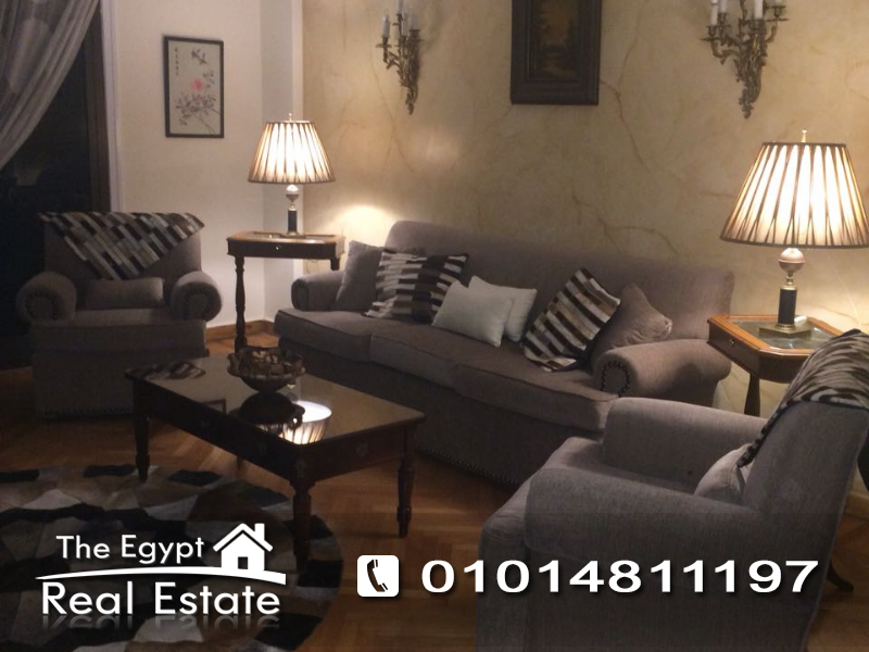 The Egypt Real Estate :2217 :Residential Apartments For Rent in  Zamalek - Cairo - Egypt