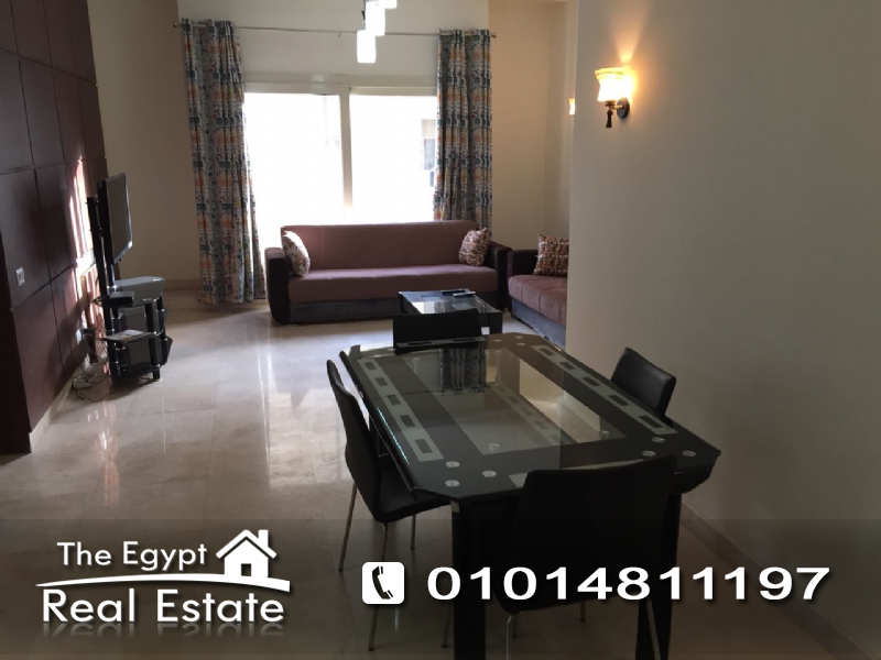 The Egypt Real Estate :2337 :Residential Studio For Rent in  The Village - Cairo - Egypt