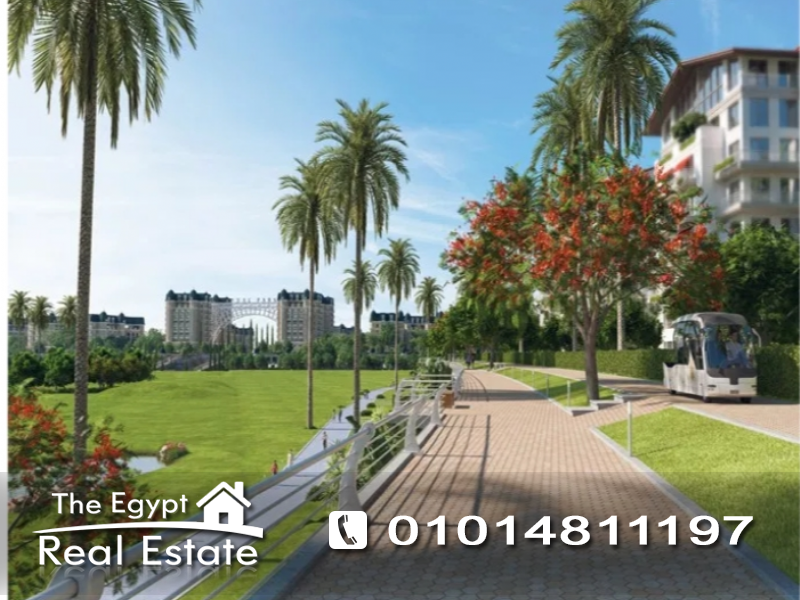 Apartments For Sale In Mountain View Icity Compound Cairo