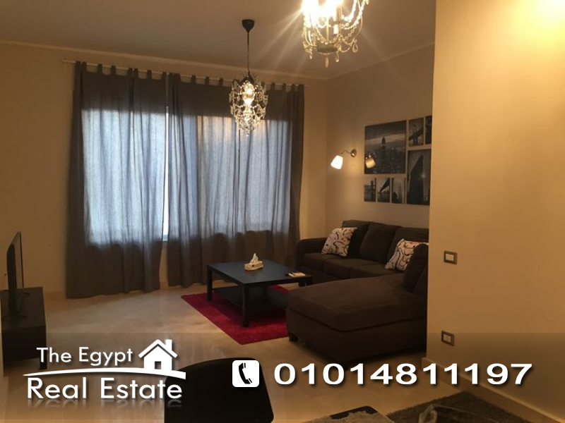The Egypt Real Estate :2436 :Residential Studio For Rent in  Village Gate Compound - Cairo - Egypt