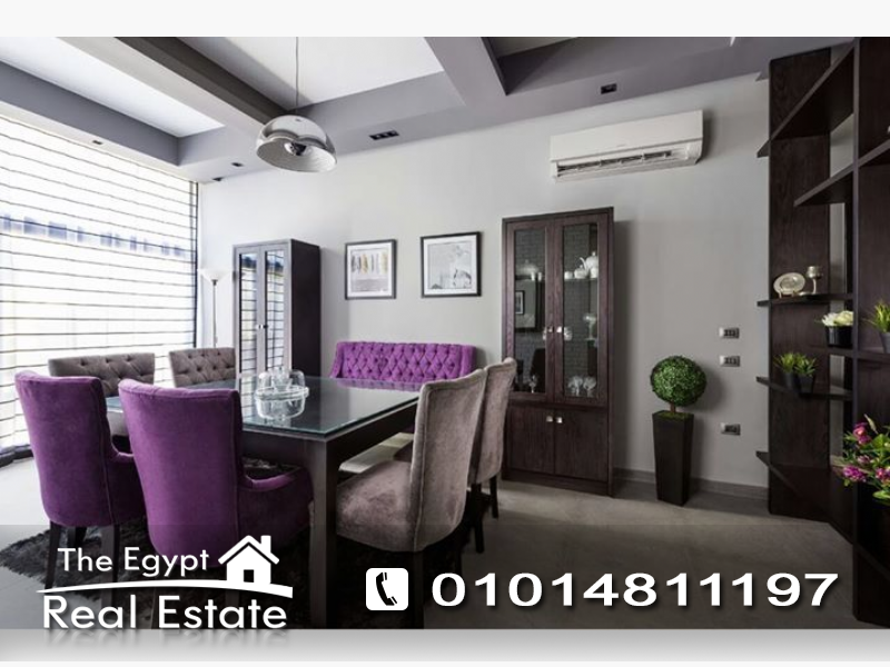 The Egypt Real Estate :Residential Duplex For Rent in The Waterway Compound - Cairo - Egypt