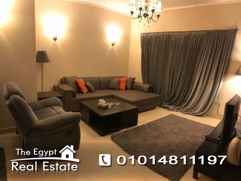 The Egypt Real Estate :2494 :Residential Studio For Rent in  The Village - Cairo - Egypt