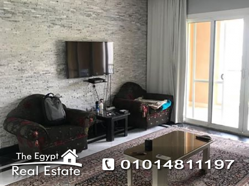 The Egypt Real Estate :Residential Apartments For Sale in Katameya Plaza - Cairo - Egypt