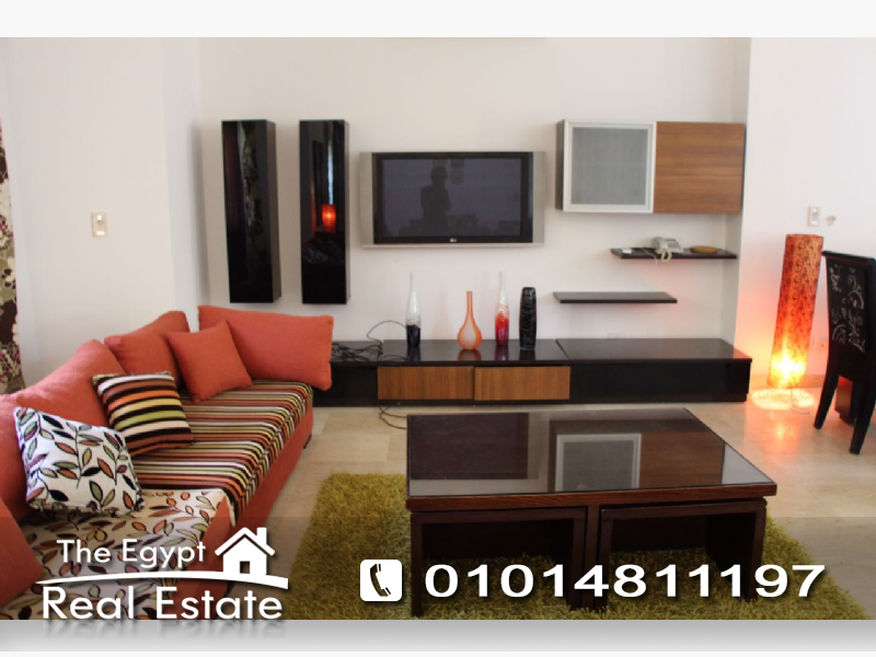 The Egypt Real Estate :Residential Villas For Rent in Al Rehab City - Cairo - Egypt