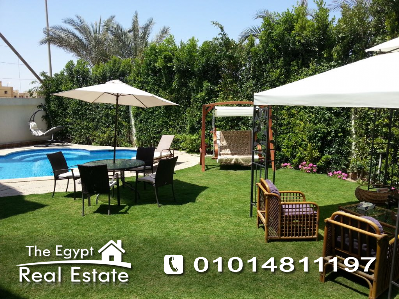 The Egypt Real Estate :Residential Villas For Sale in El Banafseg - Cairo - Egypt