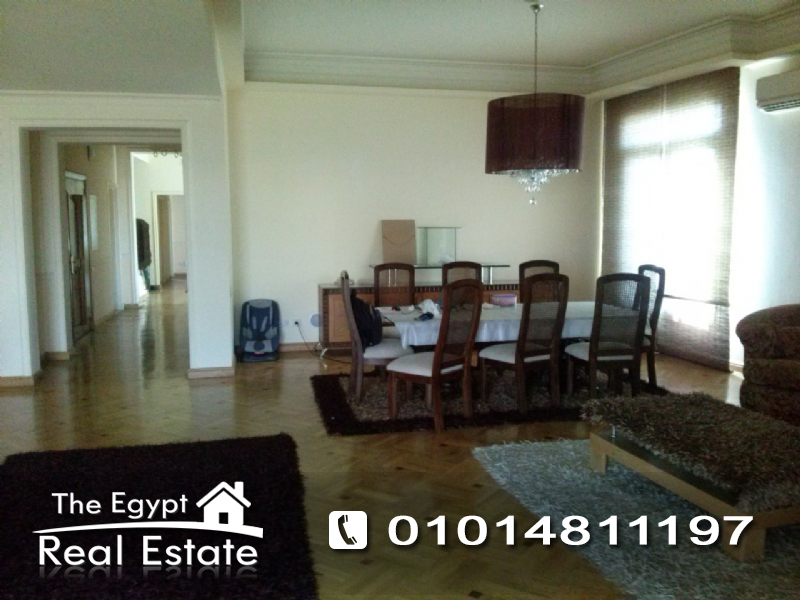 The Egypt Real Estate :2515 :Residential Villas For Rent in  Choueifat - Cairo - Egypt
