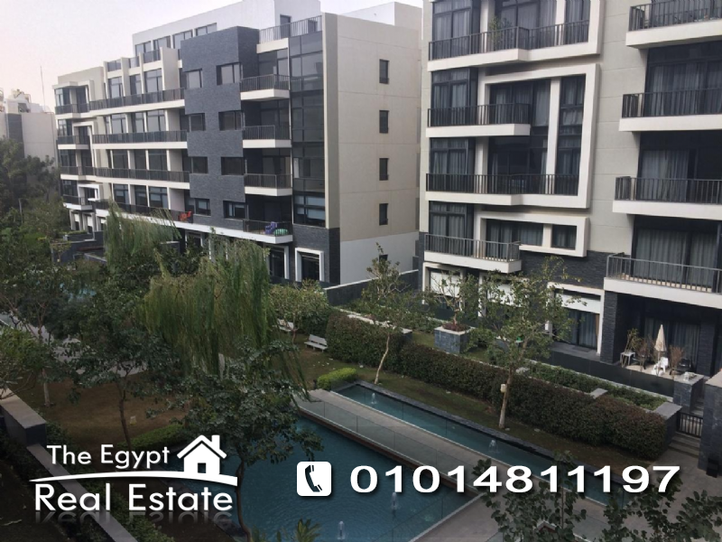 The Egypt Real Estate :2517 :Residential Apartments For Rent in  The Waterway Compound - Cairo - Egypt