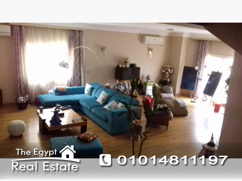 The Egypt Real Estate :2518 :Residential Twin House For Rent in  Grand Residence - Cairo - Egypt