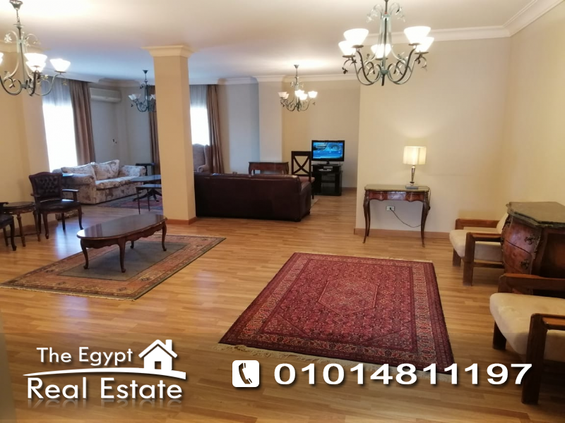 The Egypt Real Estate :Residential Apartments For Rent in Gharb El Golf - Cairo - Egypt