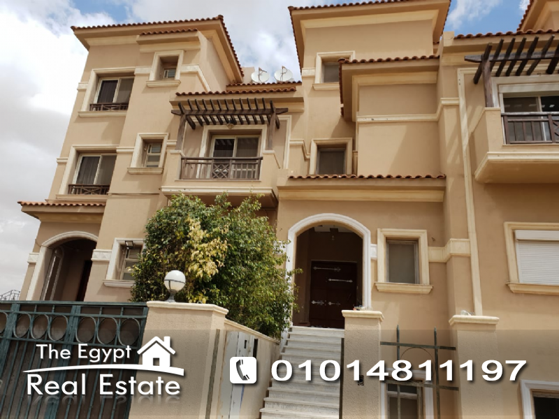 The Egypt Real Estate :Residential Townhouse For Rent in Katameya Dunes - Cairo - Egypt