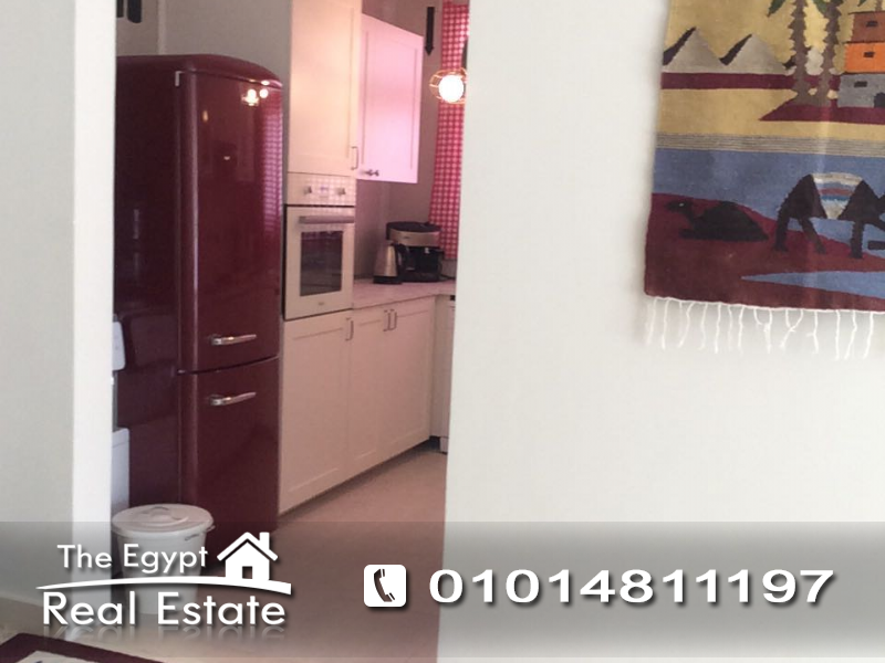 The Egypt Real Estate :Residential Studio For Rent in Village Gate Compound - Cairo - Egypt