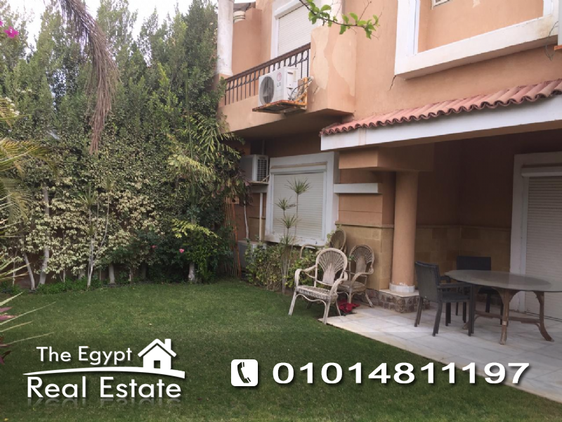 The Egypt Real Estate :2570 :Residential Townhouse For Rent in  Grand Residence - Cairo - Egypt