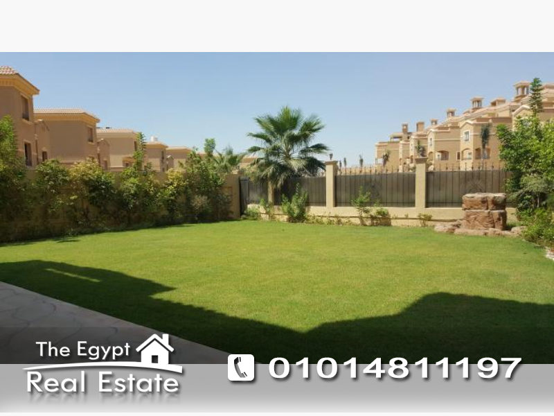 The Egypt Real Estate :2578 :Residential Villas For Rent in  Les Rois Compound - Cairo - Egypt