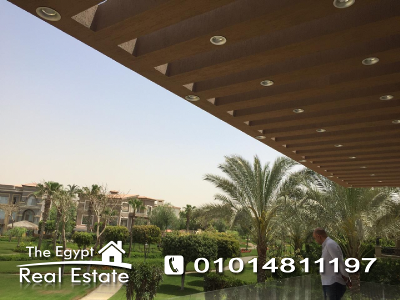 The Egypt Real Estate :2580 :Residential Stand Alone Villa For Rent in  Lake View - Cairo - Egypt