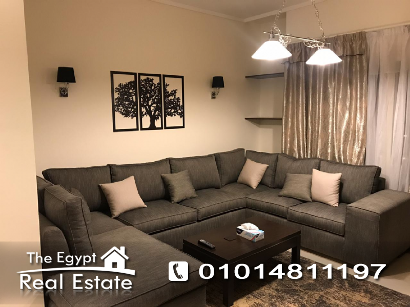 The Egypt Real Estate :2581 :Residential Studio For Rent in  The Village - Cairo - Egypt