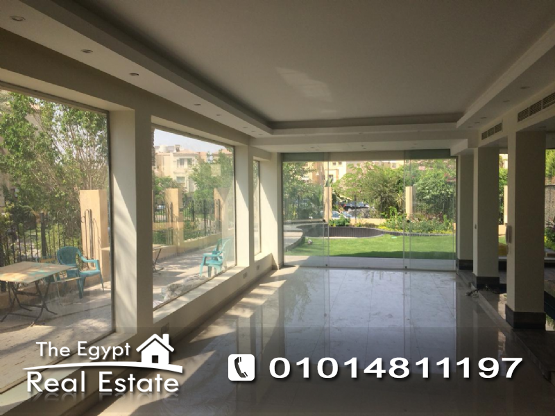 The Egypt Real Estate :2591 :Residential Twin House For Rent in  Katameya Residence - Cairo - Egypt