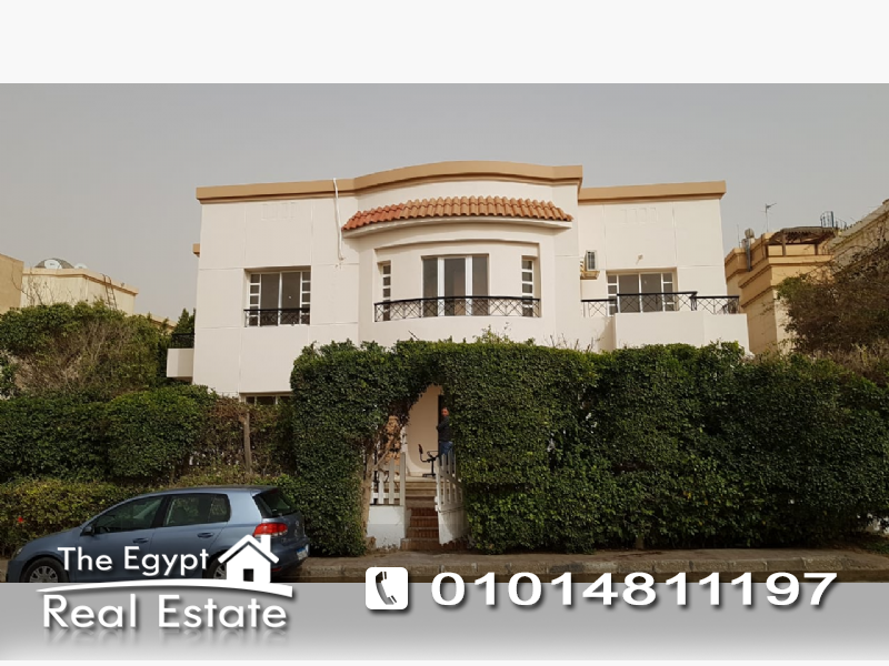 The Egypt Real Estate :2597 :Residential Villas For Rent in  Al Rehab City - Cairo - Egypt