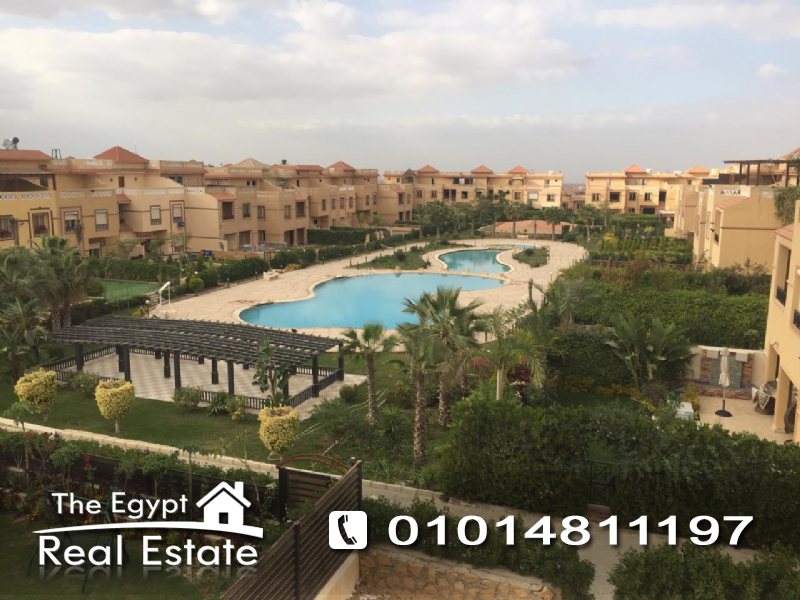 The Egypt Real Estate :2600 :Residential Villas For Rent in  Jolie Heights Compound - Cairo - Egypt