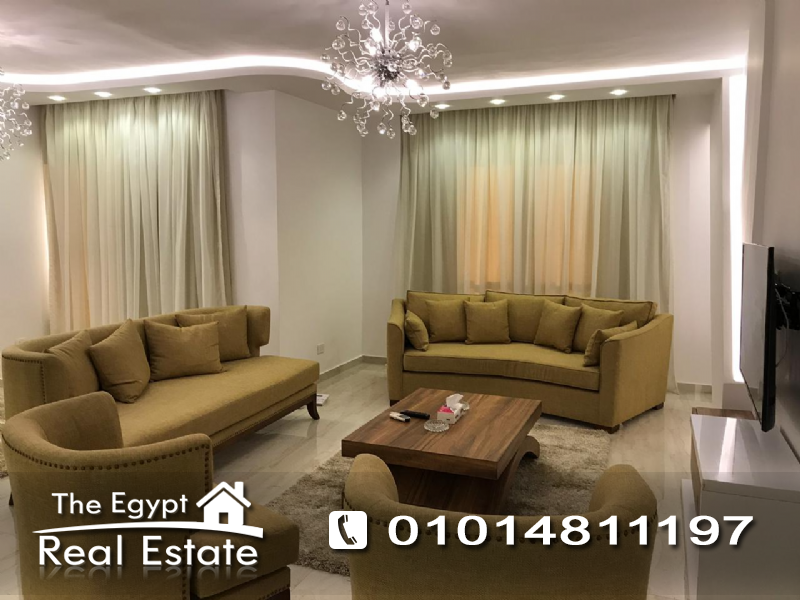 The Egypt Real Estate :Residential Apartments For Rent in  Al Rehab City - Cairo - Egypt