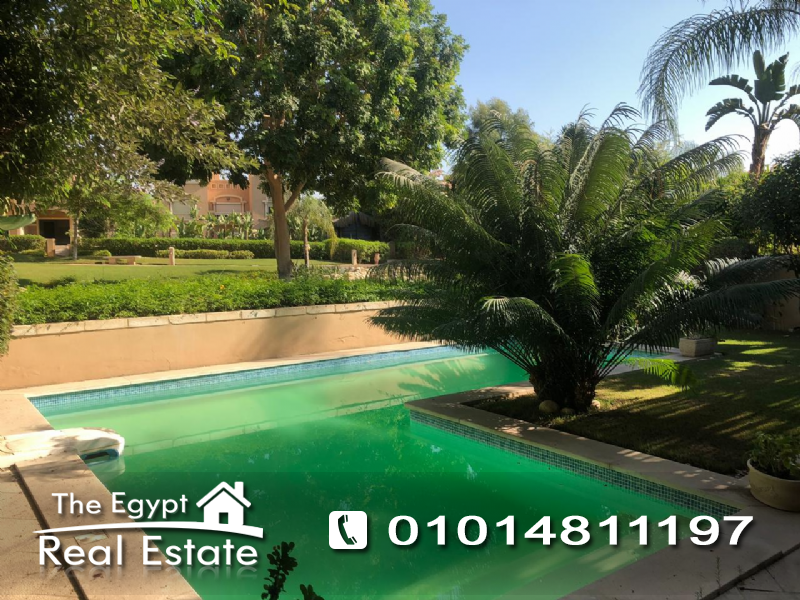 The Egypt Real Estate :2609 :Residential Villas For Rent in  Katameya Hills - Cairo - Egypt