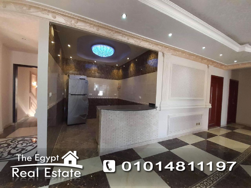 The Egypt Real Estate :Residential Duplex For Rent in  Choueifat - Cairo - Egypt