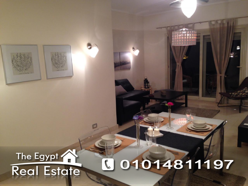 The Egypt Real Estate :Residential Studio For Rent in  The Village - Cairo - Egypt